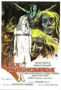 La Endemoniada - Poster / Capa / Cartaz - Oficial 1