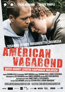 American Vagabond - Poster / Capa / Cartaz - Oficial 1
