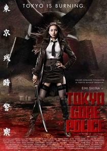 Tokyo Gore Police - Poster / Capa / Cartaz - Oficial 1