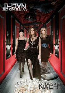 As Donas da Noite - Poster / Capa / Cartaz - Oficial 3