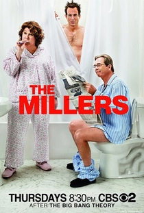 The Millers (1ª Temporada) - Poster / Capa / Cartaz - Oficial 1