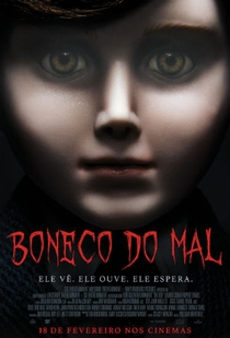 Boneco do Mal - Poster / Capa / Cartaz - Oficial 4