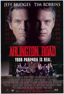 O Suspeito da Rua Arlington - Poster / Capa / Cartaz - Oficial 1