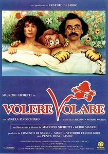 Volere Volare - A comédia - Poster / Capa / Cartaz - Oficial 3