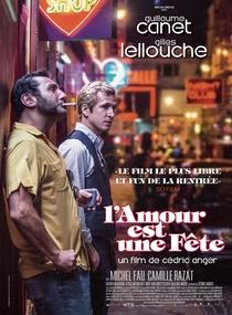 L'Amour est une fête - Poster / Capa / Cartaz - Oficial 1