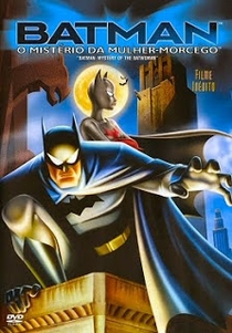 Batman - O Mistério Da Mulher Morcego - Poster / Capa / Cartaz - Oficial 2