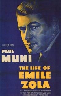 A Vida de Emile Zola - Poster / Capa / Cartaz - Oficial 1