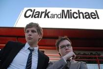 Clark and Michael - Poster / Capa / Cartaz - Oficial 1