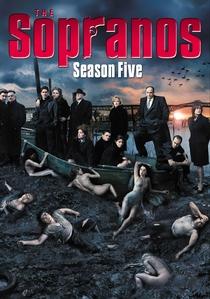Família Soprano (5ª Temporada) - Poster / Capa / Cartaz - Oficial 1