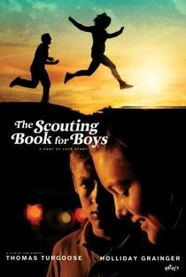 Livro de Escotismo Para Meninos - Poster / Capa / Cartaz - Oficial 1