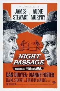 A Passagem da Noite - Poster / Capa / Cartaz - Oficial 1