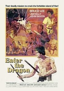 Operação Dragão  - Poster / Capa / Cartaz - Oficial 6