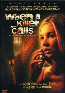 When a Killer Calls - Poster / Capa / Cartaz - Oficial 1
