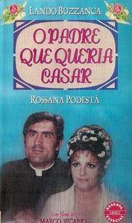 O Padre Que Queria Casar - Poster / Capa / Cartaz - Oficial 1