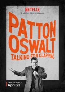 Patton Oswalt - Poster / Capa / Cartaz - Oficial 1