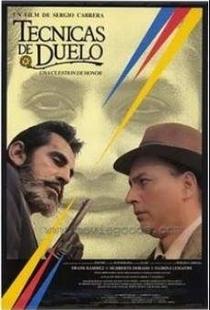 Técnicas de Duelo - Poster / Capa / Cartaz - Oficial 1