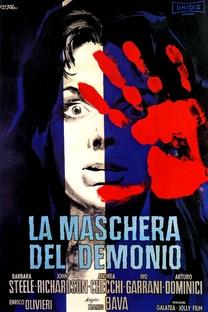 A Máscara de Satã - Poster / Capa / Cartaz - Oficial 1