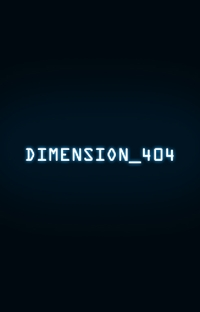 Dimension 404 (1ª Temporada) - Poster / Capa / Cartaz - Oficial 2