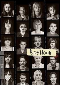 Boyhood: Da Infância à Juventude - Poster / Capa / Cartaz - Oficial 10