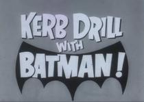 Kerb Drill with Batman! - Poster / Capa / Cartaz - Oficial 1