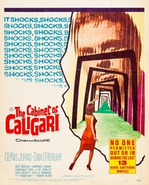 A Mansão do Dr. Caligari - Poster / Capa / Cartaz - Oficial 2
