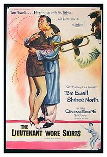 O Tenente Era Ela  - Poster / Capa / Cartaz - Oficial 2