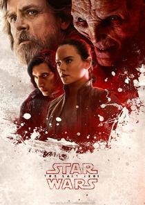Star Wars: Os Últimos Jedi - Poster / Capa / Cartaz - Oficial 18