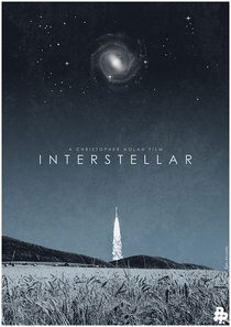 Interestelar - Poster / Capa / Cartaz - Oficial 7