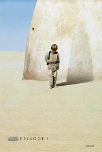 Star Wars, Episódio I: A Ameaça Fantasma - Poster / Capa / Cartaz - Oficial 2