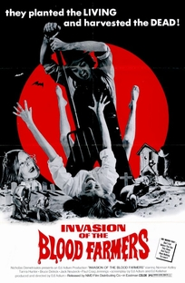 Invasion of the Blood Farmers - Poster / Capa / Cartaz - Oficial 2