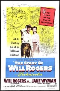 A História de Will Rogers - Poster / Capa / Cartaz - Oficial 1