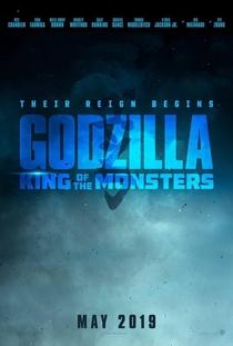 Godzilla II: Rei dos Monstros - Poster / Capa / Cartaz - Oficial 3