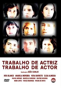 Trabalho de Atriz, Trabalho de Ator - Poster / Capa / Cartaz - Oficial 1