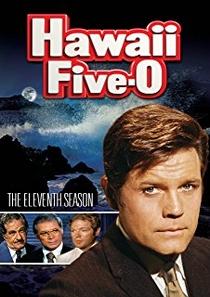 Hawaii Five-O (11ª Temporada) - Poster / Capa / Cartaz - Oficial 1