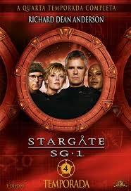 Stargate SG-1 (4ª Temporada) - Poster / Capa / Cartaz - Oficial 1