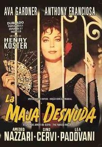 La Maja Desnuda - O grande amor de Goya - Poster / Capa / Cartaz - Oficial 2