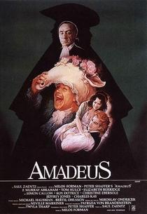Amadeus - Poster / Capa / Cartaz - Oficial 2