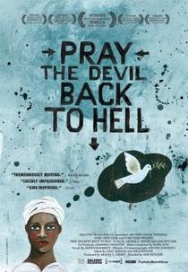 Reze para o Diabo Voltar para o Inferno - Poster / Capa / Cartaz - Oficial 1