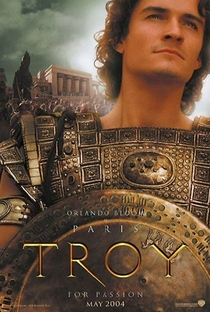 Tróia - Poster / Capa / Cartaz - Oficial 10