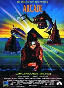 Arcade - A Realidade Mortal - Poster / Capa / Cartaz - Oficial 3