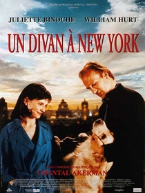 Um Divã em Nova York - Poster / Capa / Cartaz - Oficial 1