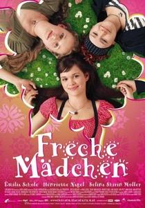 Freche Mädchen - Poster / Capa / Cartaz - Oficial 1