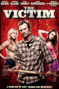 The Victim - Poster / Capa / Cartaz - Oficial 2