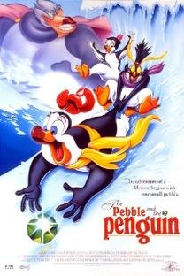 O Cristal e o Pinguim - Poster / Capa / Cartaz - Oficial 2