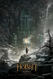 O Hobbit: A Desolação de Smaug - Poster / Capa / Cartaz - Oficial 2