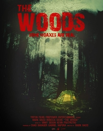 The Woods - Poster / Capa / Cartaz - Oficial 1