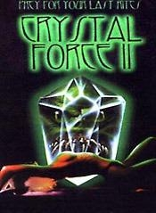 Crystal Force 2 - Dark Angel - Poster / Capa / Cartaz - Oficial 1