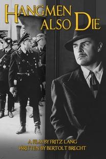 Os Carrascos Também Morrem - Poster / Capa / Cartaz - Oficial 7