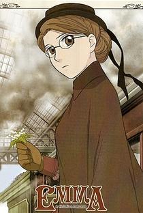 Eikoku Koi Monogatari Emma (1ª Temporada) - Poster / Capa / Cartaz - Oficial 7