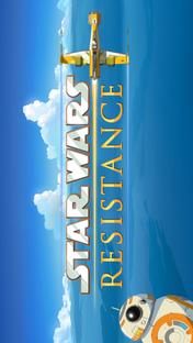 Star Wars Resistance - Poster / Capa / Cartaz - Oficial 1